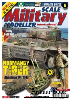 Scale Military Modeller International 2017-11 (Vol.47 Iss.560)