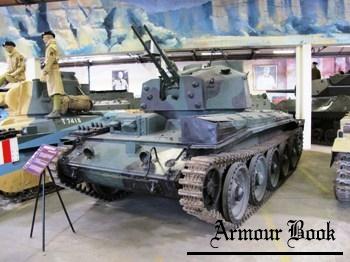 Crusader III AA Mk III [Walk Around]