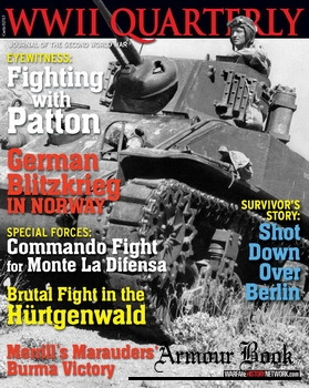 WWII Quarterly 2017-Fall (Vol.9 No.1)