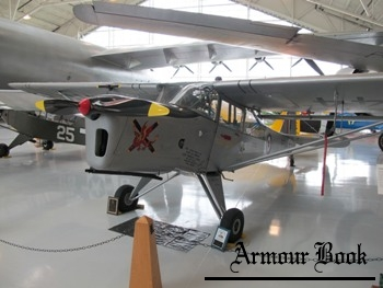 Auster AOP Mark 6 [Walk Around]