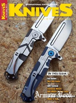 Knives International Review №34 2017