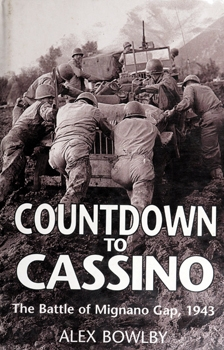 Countdown to Cassino: The Battle of Mignano Gap, 1943 [Sarpedon]