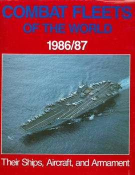Combat Fleets of the World 1986/87 [Naval Institute Press]