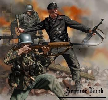 Военные наброски (97 рисунков)