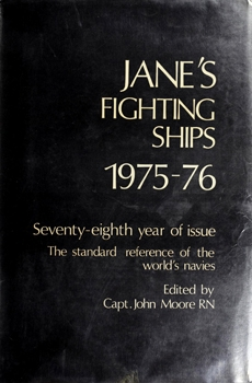 Jane's Fighting Ships 1975-76 [Jane's Information Group]