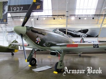 Hawker Hurricane Mk.XII [Walk Around]