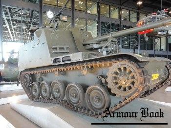 AMX 13 PRA Howitzer [Walk Around]