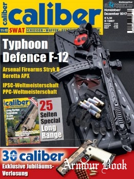 Caliber SWAT Magazin 2017-11/12