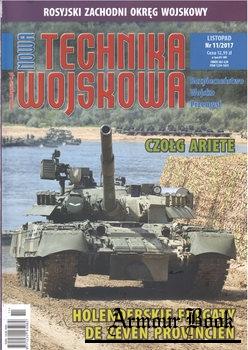 Nowa Technika Wojskowa 2017-11 (318)
