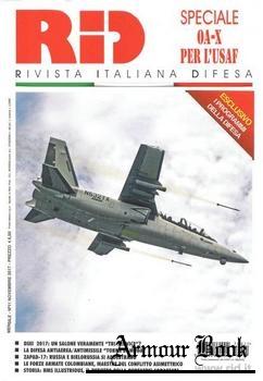 Rivista Italiana Defesa 2017-11