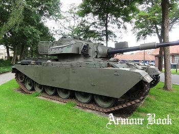 Centurion Mk.5/2 [Walk Around]
