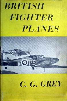 British Fighter Planes [Faber and Faber limited]