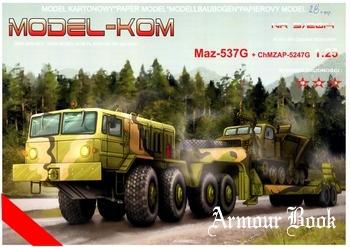 MAZ-537G + ChMZAP-5247G [Model-KOM]