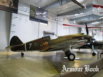 Curtiss P-40C Warhawk [Walk Around]