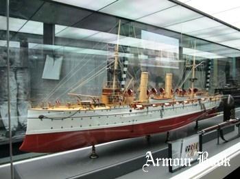 Ship Model - Protected Cruiser HMS Doris Photos