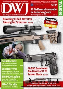 DWJ - Magazin fur Waffenbesitzer 2017-12