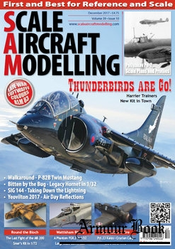 Scale Aircraft Modelling 2017-12 (Vol.39 No.10)