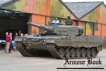 Leopard 2A4 [Walk Around]