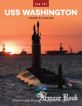 USS Washington (SSN 787) Commissioning [Faircount Media Group]