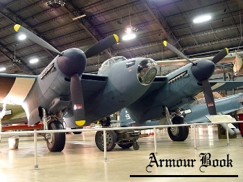 DeHavilland DH-98 Mosquito [Walk Around]