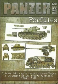 Carros Alemanes 1935-1945 (Panzer Aces Perfiles 1)