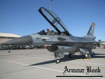 F-16BM MLU [Walk Around]
