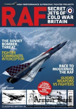 RAF: Secret Jets of Cold War Britain [Mortons Media Group]