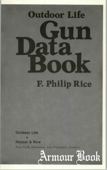 Gun Data Book [Outdoor Life]