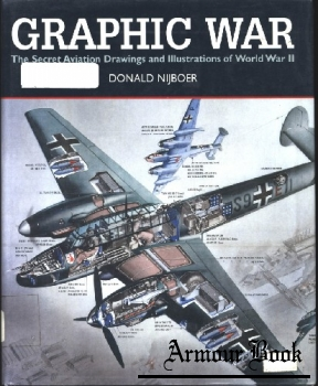 Graphic War: The Secret Aviation Drawings and Illustrations of World War II [The Boston Mills Press]