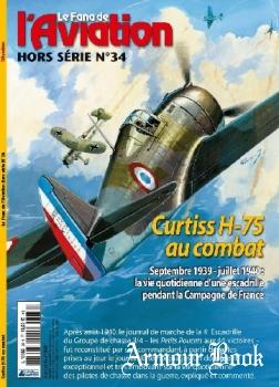 Curtiss H-75 au combat [Le Fana de L'Aviation Hors-Serie №34]