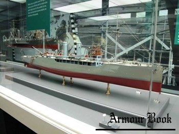 Ship Model - Minesweeping Sloop HMS Snapdragon Photos