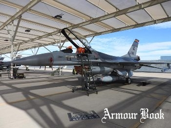 F-16AM MLU [Walk Around]