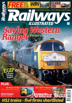 Railways Illustrated 2018-01