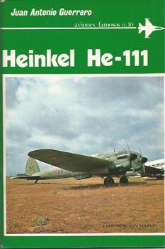 Heinkel He-111 [Aviones Famosos 10]