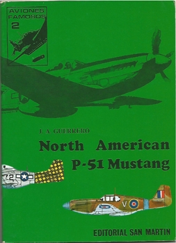 North American P-51 Mustang [Aviones Famosos 2]