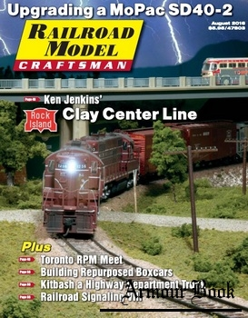 Railroad Model Craftsman 2016-08
