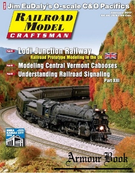 Railroad Model Craftsman 2017-02