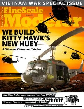FineScale Modeler 2018-02 (Vol.36 No.02)