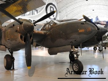 Lockheed P-38J-10-LO Lightning [Walk Around]