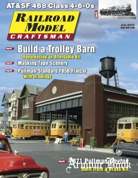 Railroad Model Craftsman 2017-07