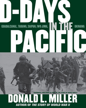 D-days in the Pacific [Simon & Schuster]