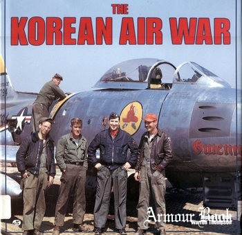 The Korean Air War [Motorbooks International]