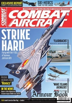 Combat Aircraft Monthly 2018-01 (Vol.19 No.01)