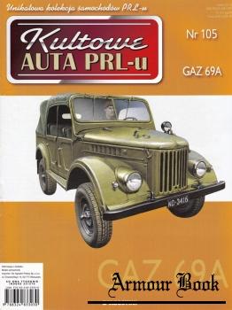 GAZ 69A [Kultowe Auta PRL-u 105]