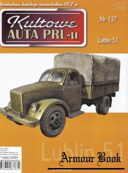 Lublin 51 [Kultowe Auta PRL-u 137]