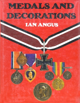 Medals and Decorations [St. Martin's Press]