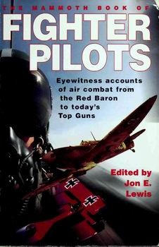 The Mammoth Book of Fighter Pilots [Carroll & Graf Publishers]