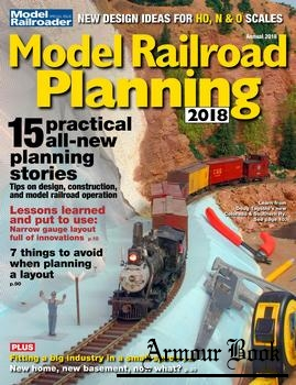 Model Railroad Planning 2018 [Model Railroad Special]