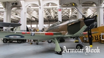 Hawker Hurricane Mk.II B [Walk Around]