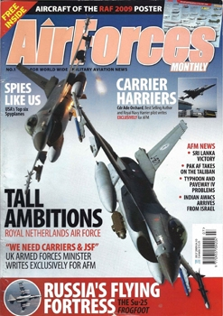 Air Forces Monthly 2009-07